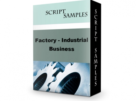 Factory - Industrial Business