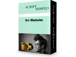DJ Website