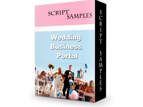 Wedding Business Portal